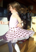 Marina in New Dress...Twirling