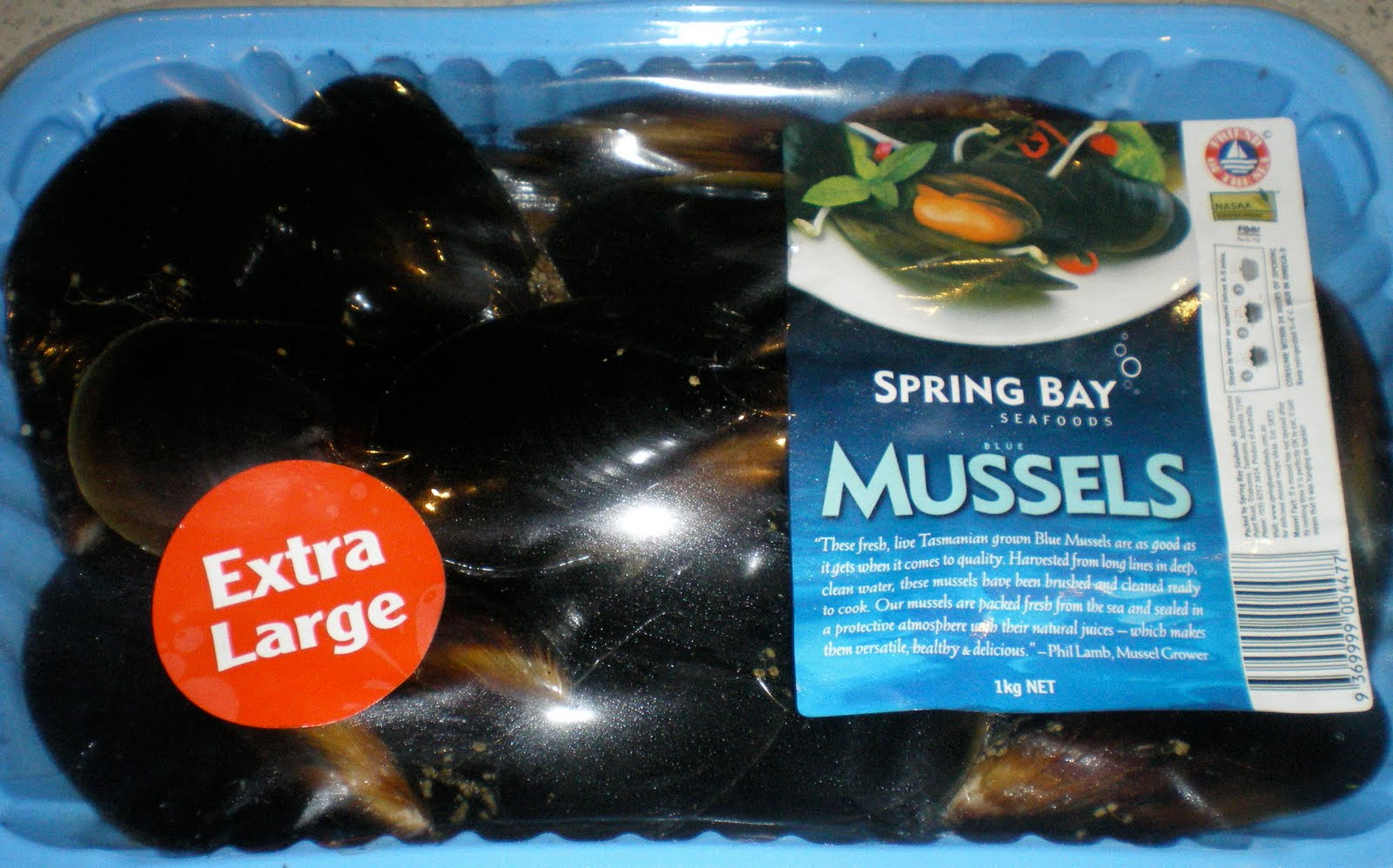 how to cook pre-prepardred thai curry mussels