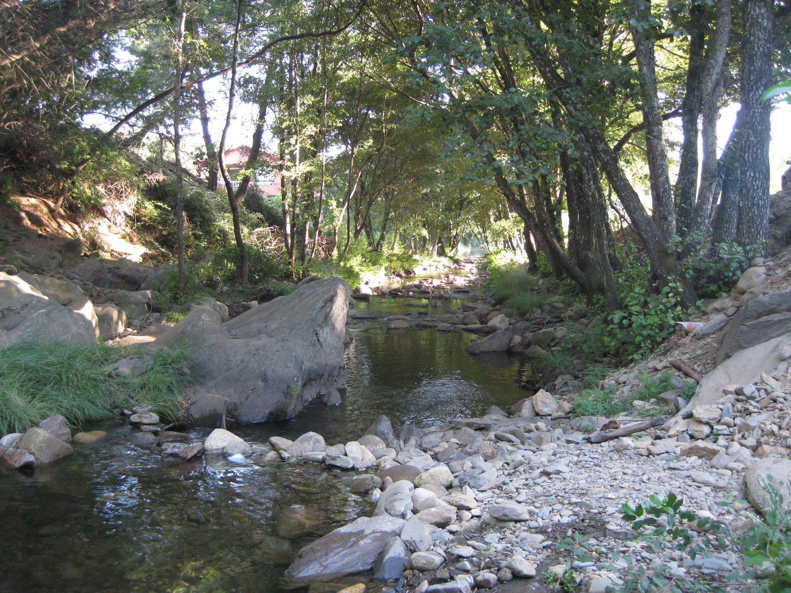 Al sur del sur piscinas naturales de la sierra de gata for Piscinas naturales robledillo de gata
