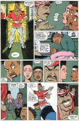 Kid n Play and Martial Arts part 22