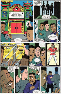 Kid n Play and Martial Arts part 21