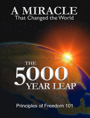 The 5000 Year Leap: A Miracle That Changed the World by W. Cleon Skousen