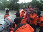 Banjir di Tarus, Kupang