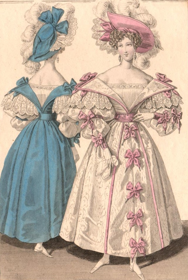 the romantic era Romantic costume in england from 1820 - 1845 the neo-gothic influence in fashion history dress fashions was at its peak during the romantic era between 1825 and 1835.