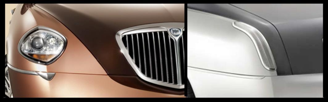 The Driving Philosopher: Car Design Failures - Lancia Thesis
