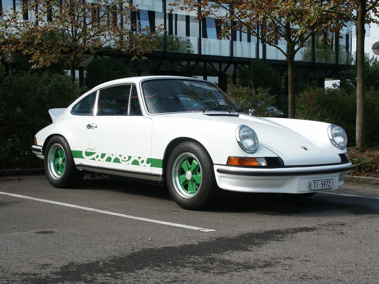 VWVortex.com - awesome slammed 1968 Porsche 911T on eBay
