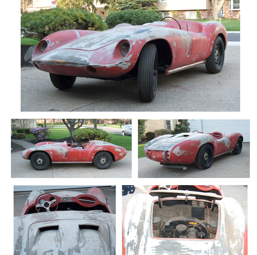 The Driving Philosopher: Devin-D project for sale in the US