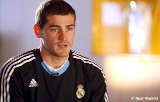 ايكر كاسياس سوف يُصوت للمدرب ديل بوسكي اولاً   Iker+Casillas+58
