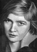 Ольга Bерггольц.