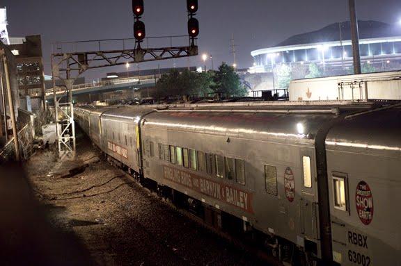 Circus train 3