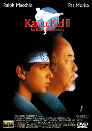 Karate Kid 2 (1986) DvDrip Latino [Aventuras]