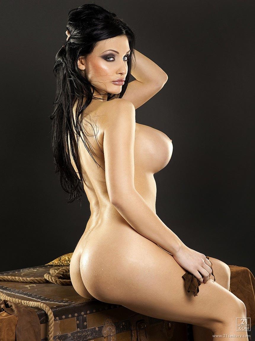 Aletta ocean nude naked