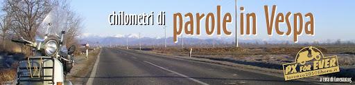 chilometri di parole in Vespa - Lorenzo205