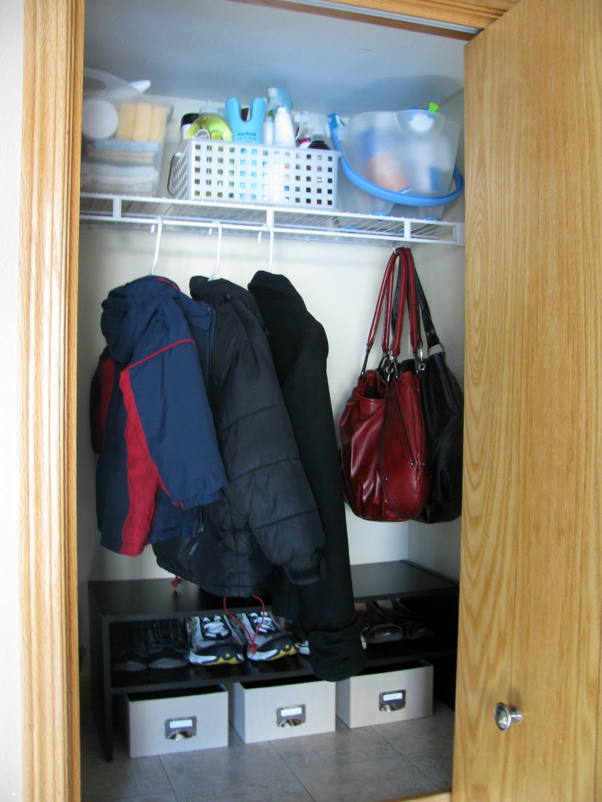 IHeart Organizing: October Featured Space: Kitchen - A Closet Story