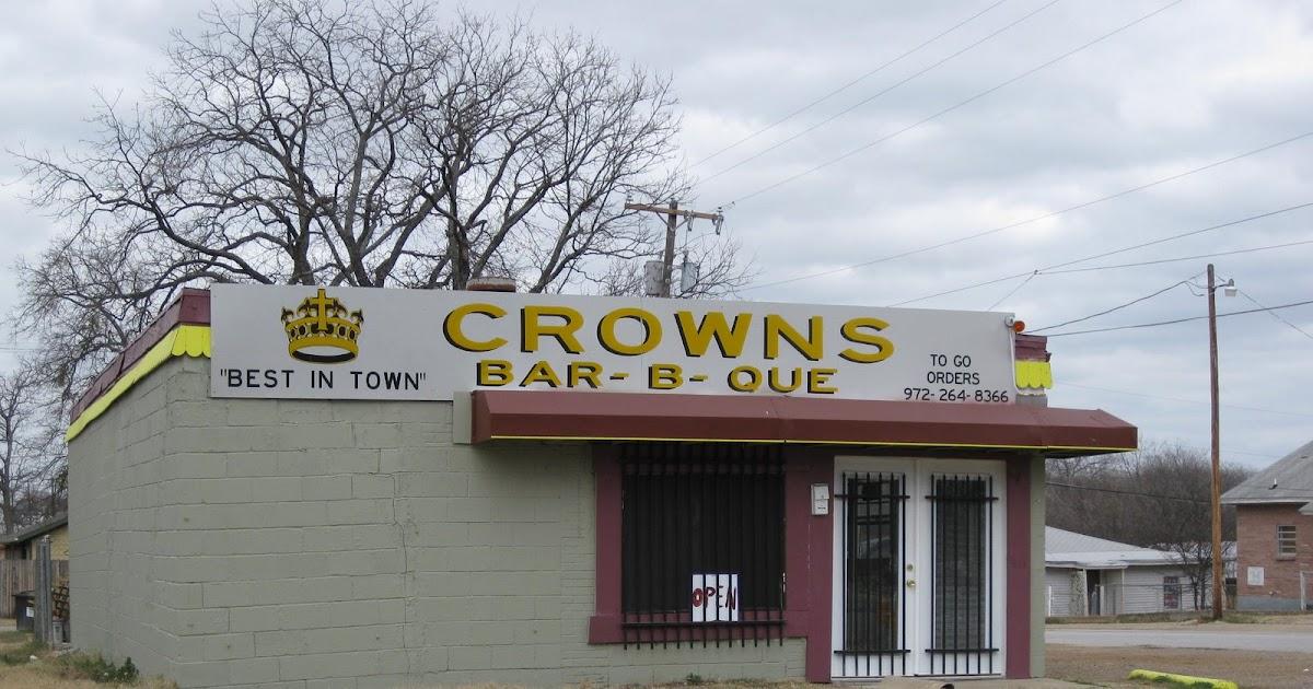 Crown S Bar B Que Full Custom Gospel Bbq