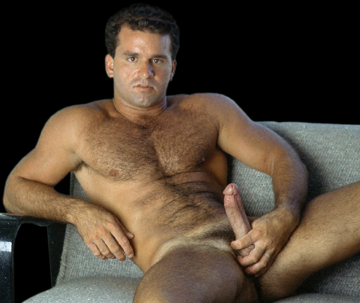 Hot Hairy Bears: Nice model