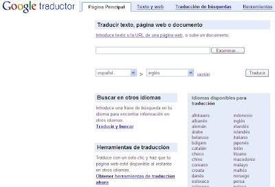 google translate de fichier pdf