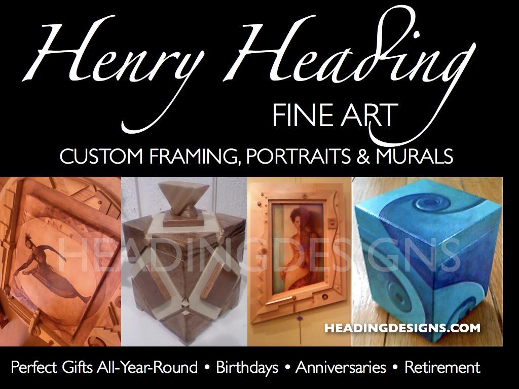 Henry T. Heading Art