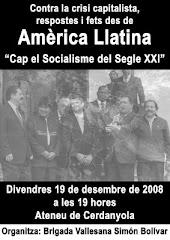 Pel Socialisme del Segle XXI