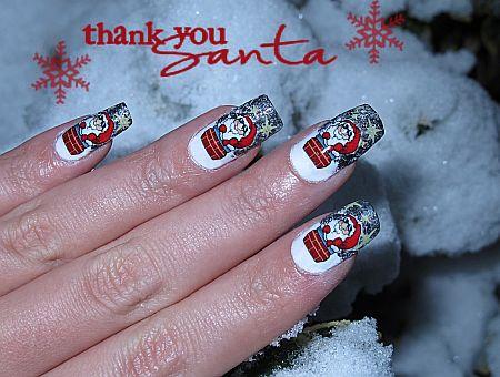 Christmas Nail Art -20