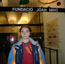 FUNDATIA JUAN MIRO, BARCELONA, SPANIA