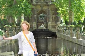 zuperbele gradini Luxemburg din Paris