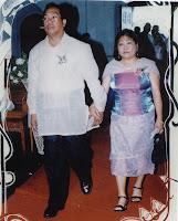 Joeffre Sr. & Edna Cabras