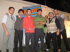 Radio Centenario en Terreno