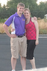 Track Coach and Adorable Wife