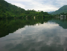 Naukuchiatal Lake from a Boat