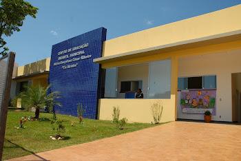 """Centro de Educação Infantil Municipal """"Mirian Gonçalves César Ribeiro - Tia Mirinha"""""""