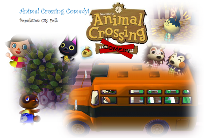 Animal Crossing Comedy!