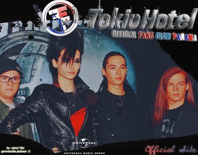 TOKIO HOTEL OFFICIAL FANS CLUB PANAMA