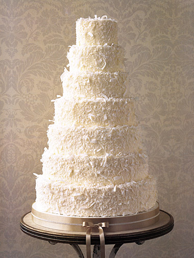 traditional wedding cake and the three below are a few of my faves