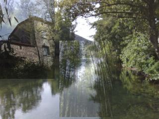 Le moulin de Mialet - Gard