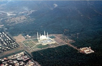 World's Largest Mosque