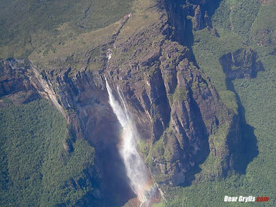 World Highest Waterfall