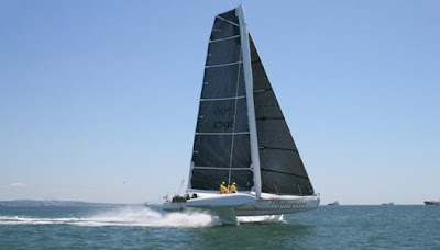 Worlds Fastest Sailboat