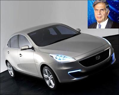 Ratan Tata 's Car