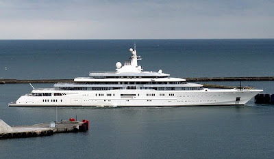 World Most Expensive Private Yacht