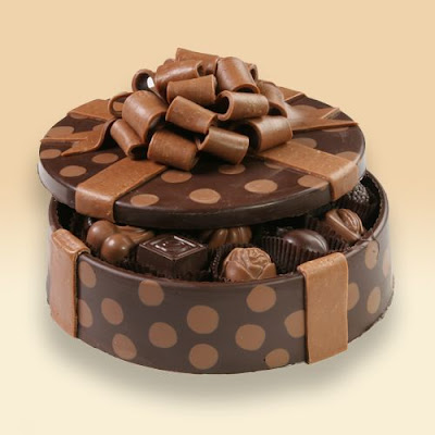 Amazing Chocolates With Chocolate Box