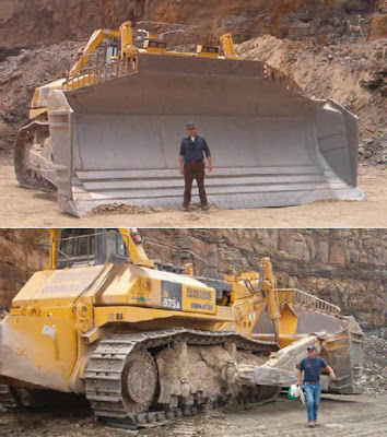 World's Biggest Bulldozer