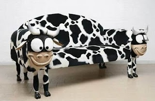 Mad Cow Sofa