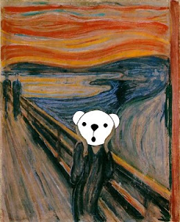 The Scream Bear