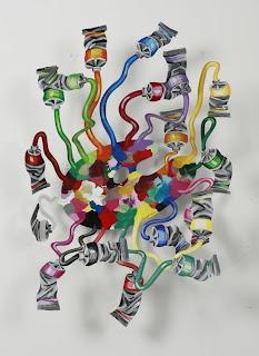 palette sculpture