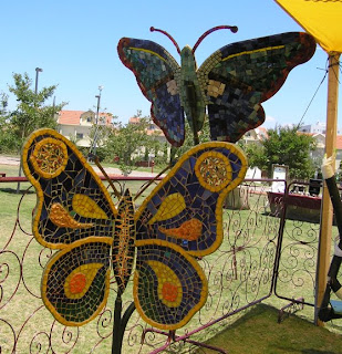 butterfly _mosaic