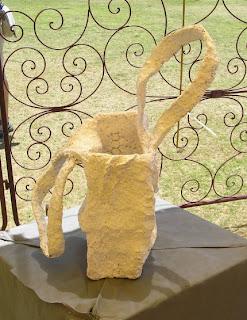 bag sculpture