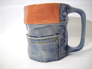 Blue Jeans Mug