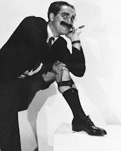 El otro Marx, Groucho, también
