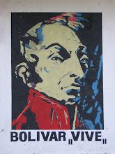 Bolívar, ni dios, ni santo...